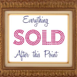 Other - 👀 Check out my past sales!